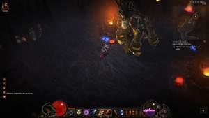 Diablo 3 - Komplettlösung : Eine finstere Höllenkreatur: Der Hammerfürst