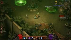 Diablo 3 - Komplettlösung : Rettungsaktion in Caldeum.
