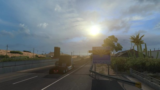 American Truck Simulator - Trailer zum Arizona-DLC in Update 1.3