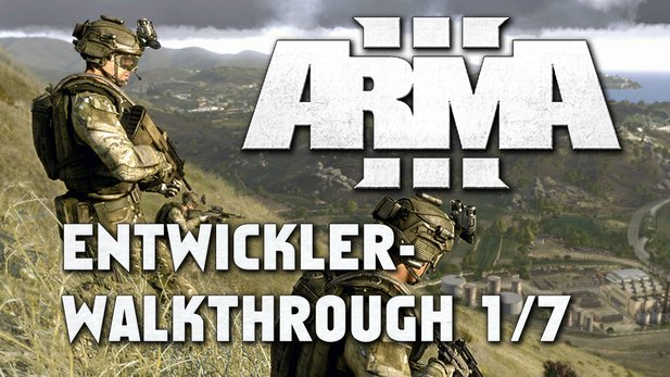 ARMA 3 - Walkthrough-Interview mit Jay Crowe - Teil 1: Camp Maxwell