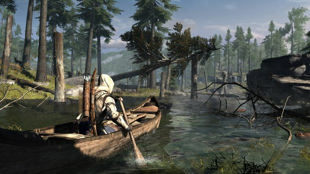 Assassin's Creed 3 erscheint am 30. Oktober 2012.