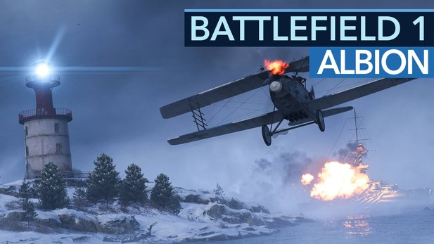 Battlefield 1: In the Name of the Tsar - 10 Minuten Gameplay von der neuen Map Albion