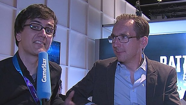 Battlefield 3 - gamescom-Interview