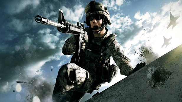 Test-Video von Battlefield 3