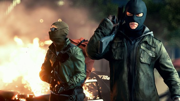 Battlefield Hardline wurde durch Filme wie Pulp Fiction, Stirb Langsam und Batman: The Dark Knight inspiriert.