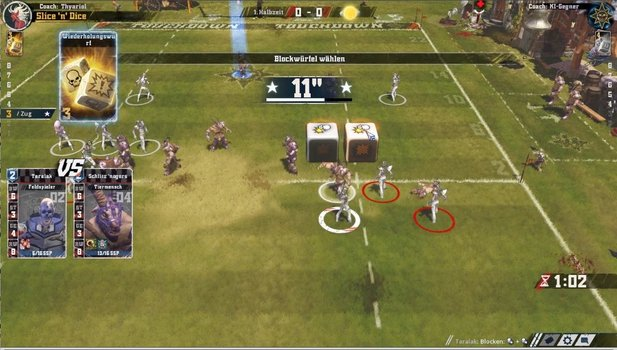 Blood Bowl 2 - Test-Video zum Sport-Strategie-Spiel