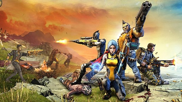 Test-Video zur PC-Version von Borderlands 2