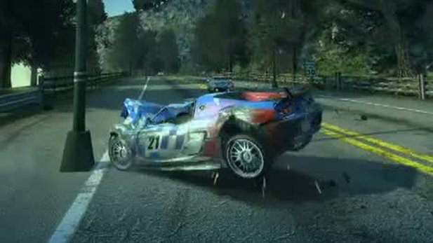 Burnout Paradise - Test-Video