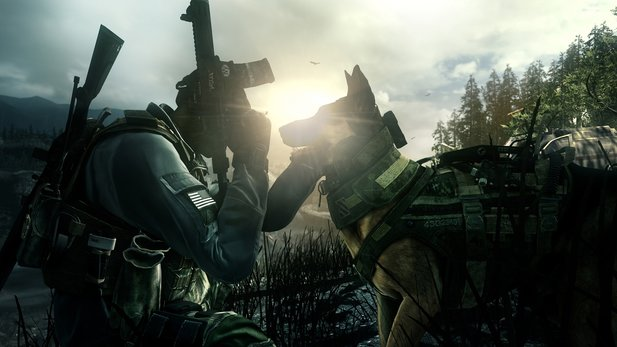 Call of Duty: Ghosts - Gameplay-Trailer: »No Man's Land«