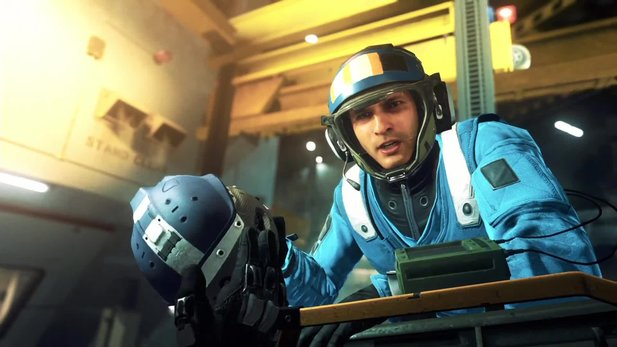 Call of Duty: Infinite Warfare - Trailer: Tour durch die UNSA Retribution