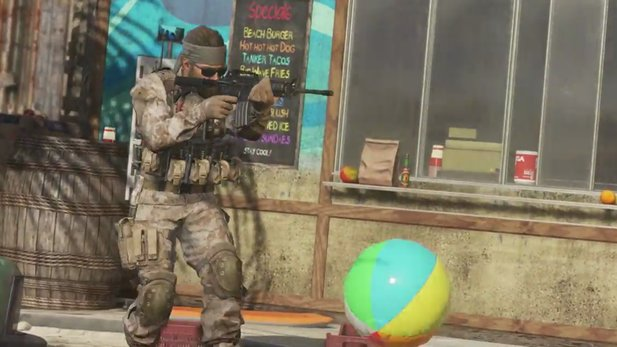 Call of Duty - Trailer zum Event »Days of Summer«