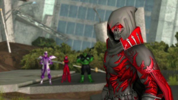 City of Heroes Freedom - Trailer