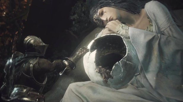 Dark Souls 3 - Letzter DLC »The Ringed City« im Ankündigungs-Trailer