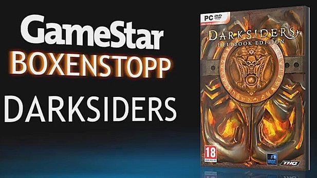 Boxenstopp-Video zur Darksiders Hellbook Edition