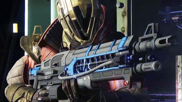 Gameplay-Trailer von Destiny