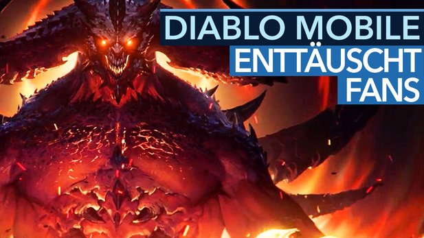 """Diablo Immortal - Blizzard ignores his loyal fans and get a BlizzCon disaster """"width ="""" 16 """"height ="""" 9"""