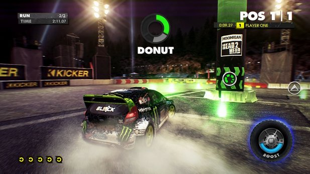 DiRT Showdown erscheint am 24. Mai 2012.