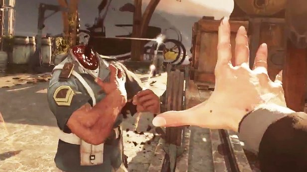 Dishonored 2 - Brutaler Gameplay-Trailer zur Gamescom