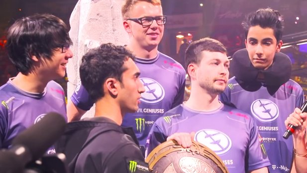 Dota 2 - Rückblicks-Video: Evil Geniuses, die Sieger des International 2015