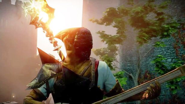 Dragon Age: Inquisition - Entwickler-Video zum Charakter »Zither der Virtuose«