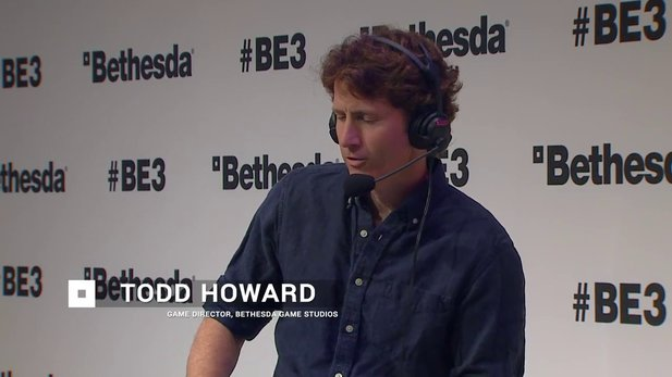 Fallout 4 - Video-Interview mit Fallout 4 Game Director Todd Howard
