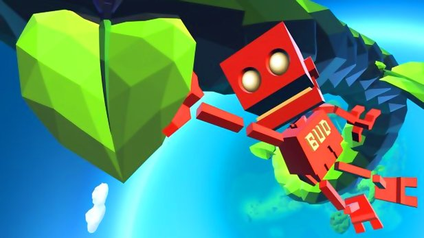 Grow Home - Launch-Trailer zu Ubisofts Kletter-Adventure