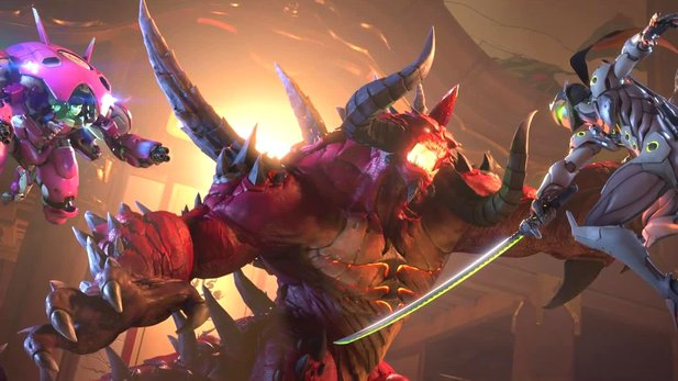 Heroes of the Storm 2.0 - Blizzard-Cinematic mit Diablo, Genji und D.Va