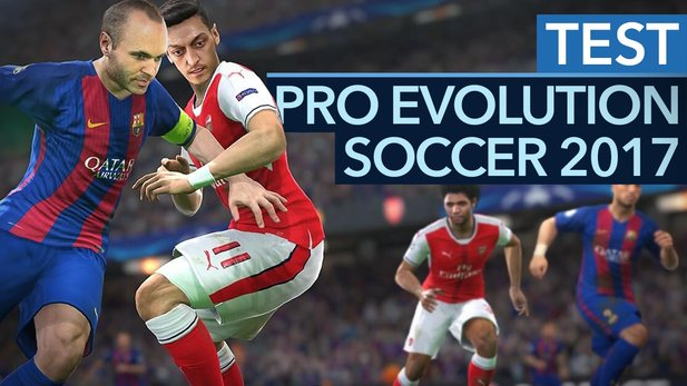 Pro Evolution Soccer 2017 - Test-Video: Kloppo würde jubeln