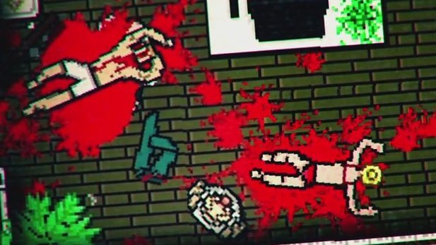 Hotline Miami 2: Wrong Number - Teaser-Trailer