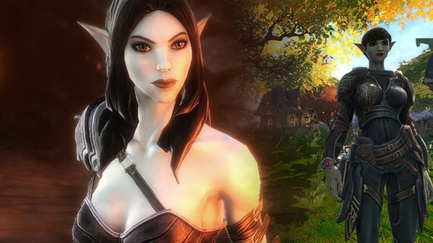Kingdoms of Amalur: Reckoning - Test.-Video