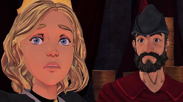 King's Quest: Snow Place Like Home - Lanuch-Trailer zu Chapter 4