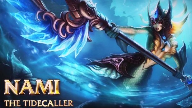 Champion-Spotlight: Nami, the Tidecaller