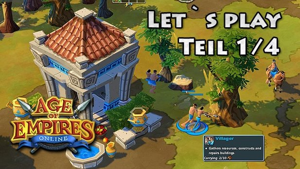 Let's Play: Age of Empires Online