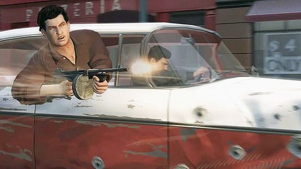 Mafia 2 - Trailer: Kick in the Head