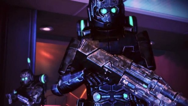 Mass Effect 3: Citadel - Launch-Trailer