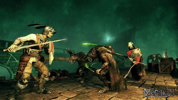 Focus Home Interactive kündigt Mordheim: City of the Damned an.