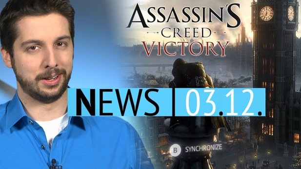 News - Mittwoch, 3. Dezember 2014 - Alle Infos zu London-Assassin's Creed Victory geleakt & Streaming auf Steam