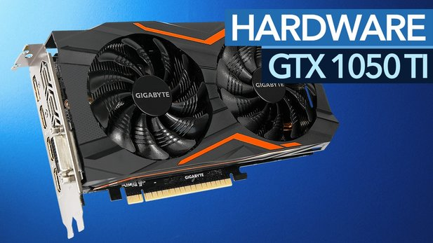 Nvidia Geforce GTX 1050 Ti im Test - Die Full HD-Grafikkarte