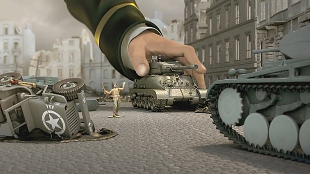 Panzer General Online - Ankündiguns-Trailer zur Runden-Strategie