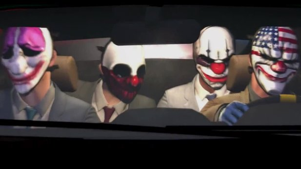 Payday 2 - Spring-Break-Event im witzigen Trailer