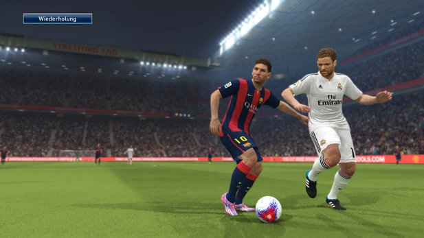 PES 2015 (PlayStation 4)