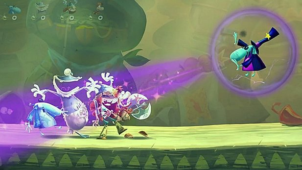 Rayman Legends - Vorschau-Video zum Jump & Run