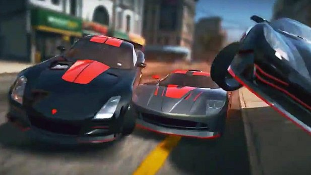 Dominate-Trailer von Ridge Racer Unbounded