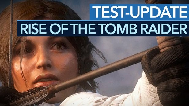 Rise of the Tomb Raider - Test der PC-Version