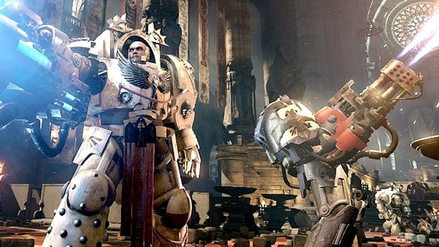 Space Hulk: Deathwing - Tyraniden-Überfall: Space Marines im Gamescom-Trailer