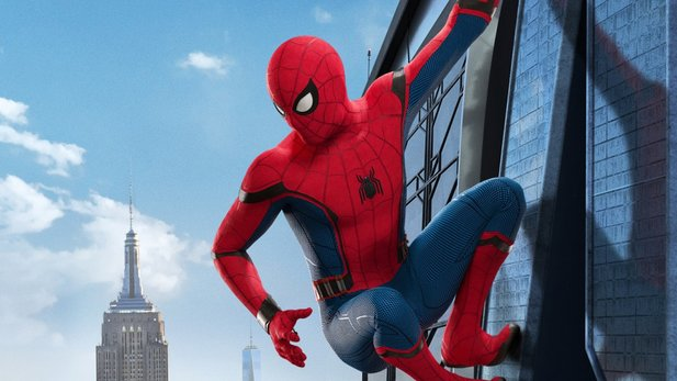 Spider-Man: Homecoming - Film-Trailer mit Spidey, Iron Man und Bösewicht Vulture