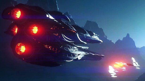 Star Citizen - Trailer zum Vanduul Driller, dem Capital Ship der Alien-Rasse