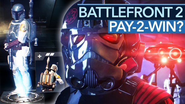 Star Wars: Battlefront 2 - Lootbox-Video: Wird es wegen StarCards ein Pay2Win-Spiel?