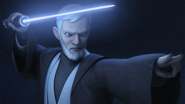 Star Wars Rebels - Trailer zu Staffel 3: Obi-Wan gegen Darth Maul