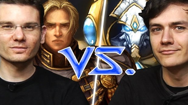 StarCraft 2: GameStar-Multiplayer-Duell